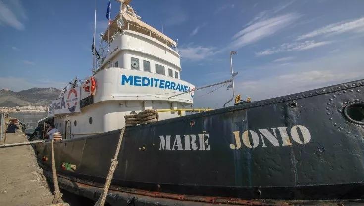 Comunicato di solidarietà alle organizzazioni umanitarie nel Mediterraneo