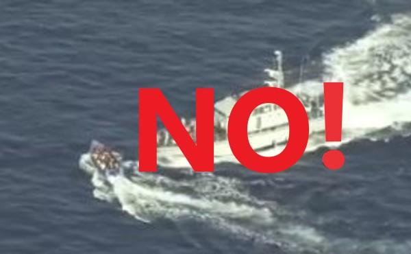 NO al finanziamento della Guardia costiera libica, SÌ all'accoglienza dei migranti